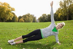 สุขภาพดีด้วยการออกกำลังกาย