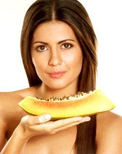 มะละกอ ..สุดยอดผลไม้เพื่อผิวสวยและสุขภาพดี