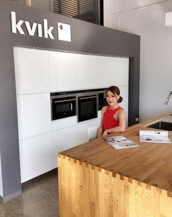 รีวิวห้องครัวสวยๆจาก Kvik แบรนด์ดังจากเดนมาร์ก! ที่ชิ้งน้อยหลงรัก ^ ^