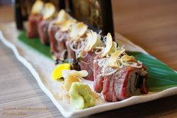 รีวิว Sushi Oku @K-village วันนี้ชุ้งชิ้งพามาชิมอาหารญี่ปุ่น ฝีมือเชฟสันติ หรือ เชฟเอ จาก Shori Sush
