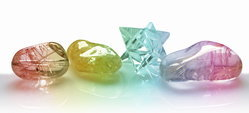 Rainbow Tourmaline มีสองสีได้ยังไง?