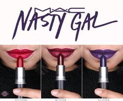 ♥♥Review♥♥ M.A.C X Nasty Gal ลิปสติกสามสีเนื้อแมทท์สุดแซ่บ
