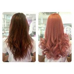 แชร์ประสบการณ์เปลี่ยนสีผมเน่าๆ ให้กลับมาสดใส แซ่บจี๊ดจ๊าด ขอเรียกชื่อสีนี้ว่า Cherry Pink