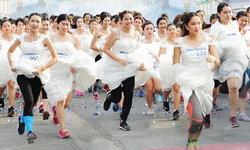 รักนี้ต้องวิ่ง ว่าที่เจ้าสาวเตรียมตัวให้พร้อม ลุ้นคว้ารางวัลงานแต่งในฝัน กว่า 2 ล้านบาท