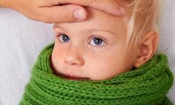 วิธีดูแลลูกน้อย เมื่อป่วยเป็นไข้หวัด