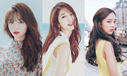 7 ทรงผมยาว สไตล์สาวเกาหลี สวยเหมือนหลุดมาจากซีรี่ส์