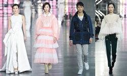4 ดีไซเนอร์ไทย สร้างชื่อเสียงบนรันเวย์ Harbin Fashion Week 2018
