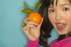สูตรสวย! ด้วย ส้ม เพียงลูกเดียว