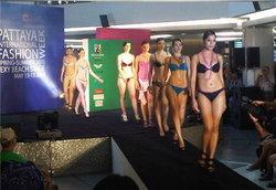 แฟชั่นชุดชั้นใน ในงาน Pattaya International Fashion Week 2011