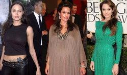 36 ยังแจ๋ว แองเจลินา โจลี ผู้หญิงที่สวยที่สุดในโลก