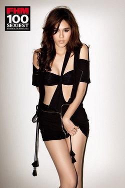 นิตยสาร FHM เปิดโหวต! ผู้หญิงที่เซ็กซี่ที่สุดแห่งปี 2011