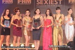อีกครั้ง! กับบรรยากาศแสนเซ็กซี่ของซุป'ตาร์ ในงาน FHM2011
