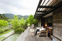 บ้านเล็กๆบรรยากาศดีๆ ในเมืองไต้หวัน