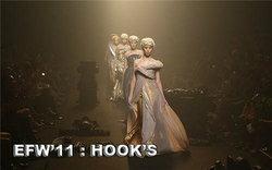 ELLE Fashion Week 2011 : HOOK'S