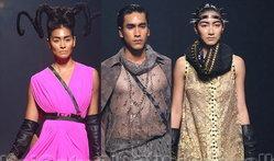 จัดเต็ม กับแฟชั่นจาก ELLE Fashion Week 2011