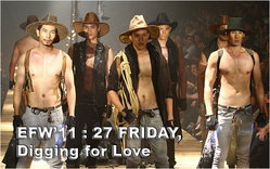 ELLE Fashion Week 2011 :  27Friday , Digging for Love