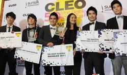 ติณท์ ศรีตรัย คว้า สุดยอดหนุ่มโสดในฝัน Cleo 2011