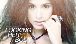 Sririta Jensen Wallpaper : Looking her hot body