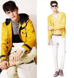 เลือกใส่เสื้อผ้าสีเหลือง ให้เข้ากับตัวเอง