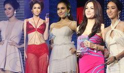 10 อันดับผู้หญิงเซ็กซี่ ที่สุดในเมืองไทยปี 2012