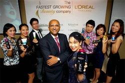 ลอรีอัล ขึ้นแท่นบริษัทความงามที่เติบโตเร็วที่สุดในไทย