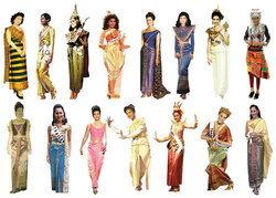 ชุดไทยประจำชาติ ความเปลี่ยนแปลงตามยุคสมัย