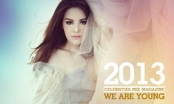 Celebrities Wallpaper : We Are Young