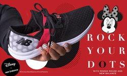 สาวกมินนี่อย่าพลาด รองเท้าคอลเลคชั่นมินนี่จาก New Balance น่ารักสไตล์คูลๆ