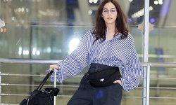 ปักหมุดรอ! ส่องแฟชั่นจัดเต็ม ชมพู่ อารยา พร้อมกระเป๋า 11 ใบ ณ ปารีส
