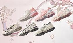 รองเท้าวิ่งก็มุ้งมิ้งได้นะ เมื่อ ASICS ออกคอลเลคชั่นใหม่ในธีมดอกซากุระ