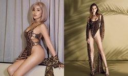 เบิกตัวไคลีย์ เจนเนอร์ เมืองไทย 'ใบเตย อาร์สยาม' กับชุด Leopard สุดเซ็กซี่ขยี้ใจ