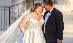 ไอเดีย ชุดแต่งงาน เจ้าสาวพลัสไซส์ ที่จะสะกดทุกสายตา!