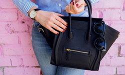 Stay Classy! 5 สไตล์ 'กระเป๋าสีดำ' สุดคลาสสิค ลงทุนครั้งเดียวคุ้มไปยาวๆ