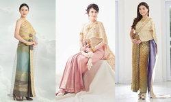 เทคนิคการเลือกชุดไทยให้เข้ากับสีผิวเจ้าสาว