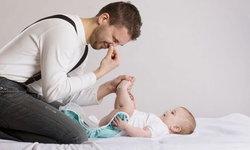 8 สัญญาณที่บอกว่าผู้ชายของคุณจะเป็นพ่อที่ดี
