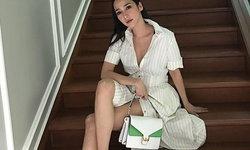 ส่องกระเป๋าใบเก๋ Coccinelle Ambrine ไอเทมมาแรง ที่คนดังเลือกใช้