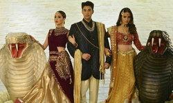 สวยแปลกตา! รวมภาพดาราสาวในชุดสไตล์อินเดียที่แฝงไปด้วยความเซ็กซี่