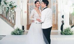 """""""น้ำหวาน เดอะเฟซ"""" กับชุดแต่งงาน แหวกลึก แซบที่สุดแห่งยุค"""