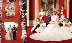 น่ารักสุดๆ ย้อนชมลุค 'เพื่อนเจ้าสาว และเพจบอย' งานเสกสมรสของราชวงศ์อังกฤษ