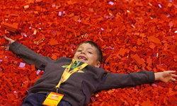 """""""บริคไลฟ์ บิวท์ ฟอร์ เลโก้ แฟน"""" งานเลโก้ระดับโลก สวรรค์ของคนรักเลโก้"""