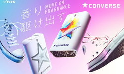 """ครั้งแรกของ Converse ญี่ปุ่น """"น้ำหอม"""" Converse Move On Fragrance"""