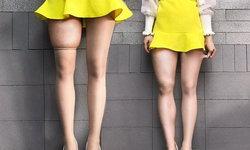 """ดับฝันสาวเจ้าเนื้อ! """"ถุงน่องขาเรียว"""" จากเกาหลี ที่กำลังโด่งดังในโลกโซเชียล พ่วงโรคเพียบ!"""