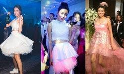 เทคนิคเพิ่มความโดดเด่นให้ชุดอาฟเตอร์ปาร์ตี้ กลายเป็นชุดที่แซ่บสุดในคืนแต่งงาน