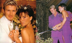 19 ปี ยังไม่หมดโปร! เดวิด-วิคตอเรีย เบคแฮม โพสต์รูปฉลองครบรอบแต่งงานหวานเจี๊ยบ