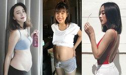 เช็กความสดใสของคุณแม่ดารา ท้องโต 2018 อายุครรภ์แค่ไหนก็ยังสวยสตรอง