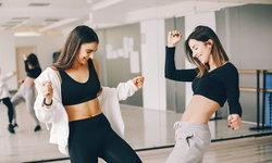 เต้นรำ ออกกำลังกาย สนุก ผอม สวย ในหนึ่งเดียว