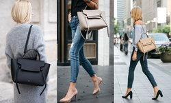 """""""Celine Belt Bag"""" กระเป๋าหรูยอดฮิตที่นาทีนี้ต้องมี"""
