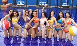 30 สาวงาม มิสไทยแลนด์เวิลด์ 2018 อวดหุ่นสวย มั่นในชุดว่ายน้ำ