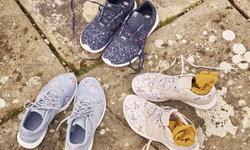 เมื่อ New Balance จับมือกับ Cath Kidston จึงเกิดเป็นรองเท้าผ้าใบสุดน่ารักหวานแหวว