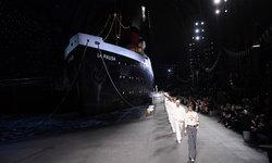 """เรือแฟชั่นโชว์ของ """"Chanel"""" เตรียมเทียบท่าริมแม่น้ำเจ้าพระยา 31 ตุลาฯ นี้"""